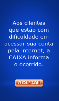 Informativo Internet Banking