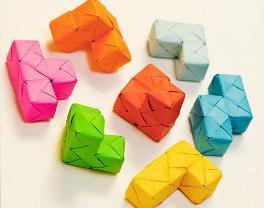 Cubo Desmontado