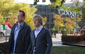Estagiários do Google